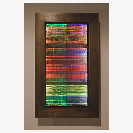 "Commission Your Fiber Optic Data Tapestry - ""IAMI"" by LigoranoReese"