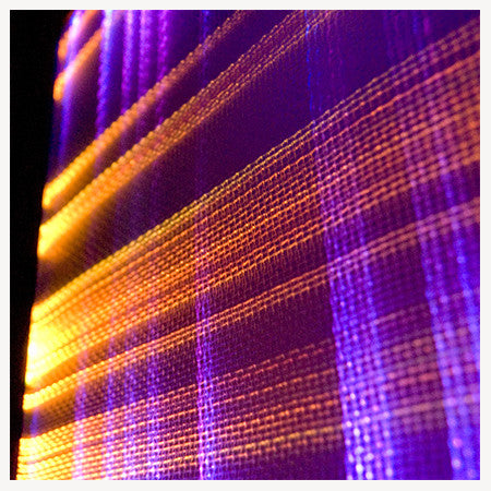 Commission Your Fiber Optic Data Tapestry by LigoranoReese