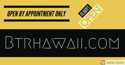 Our Showroom is located in Kalihi, open by appointment only
