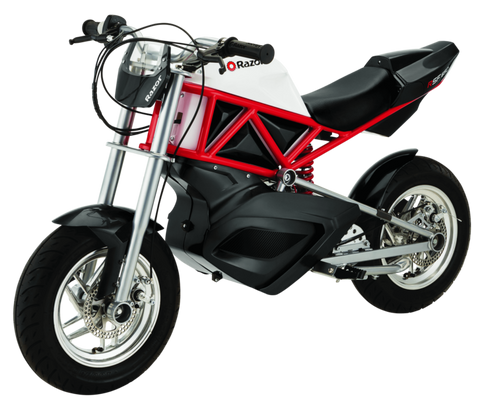 Razor Rs 650 Electric Street bike