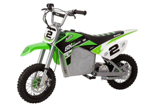 Razor Sx 500 McGrath electric Dirt bike