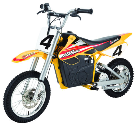 Razor Mx 650 Electric Dirt bike