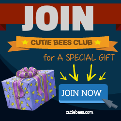 join cutie bees email list