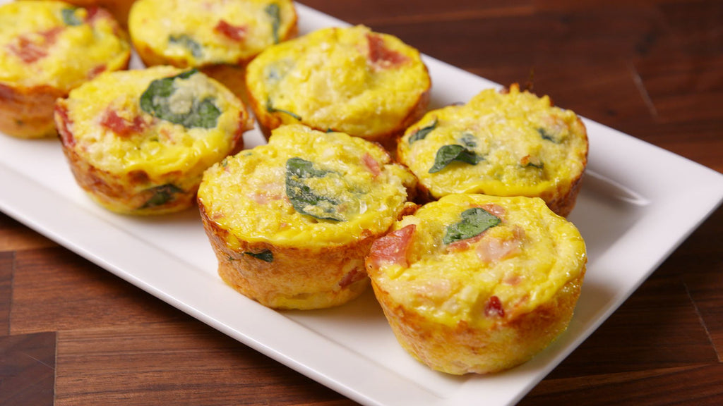 TURKEY FAJITA EGG MUFFINS