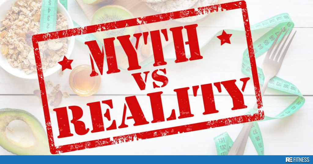 4 Diet Myths That Are Sabotaging Your Results