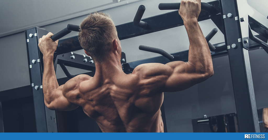 3 Pullup Variations You Need To Be Doing