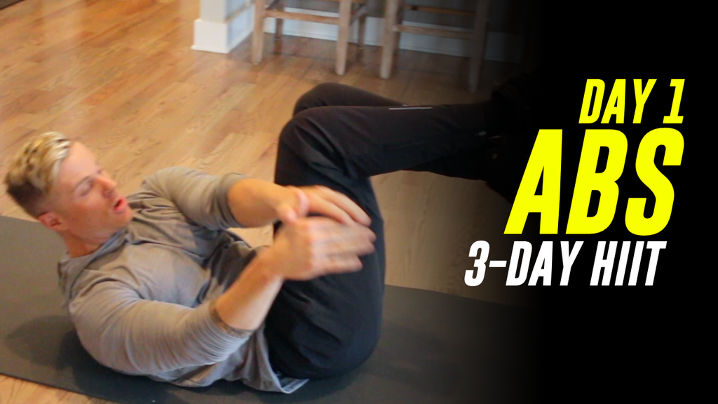 DAY 1: ABS & CORE