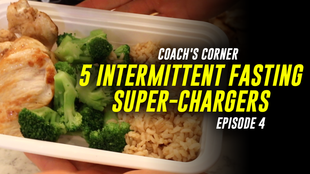 5 INTERMITTENT FASTING TIPS | COACH'S CORNER