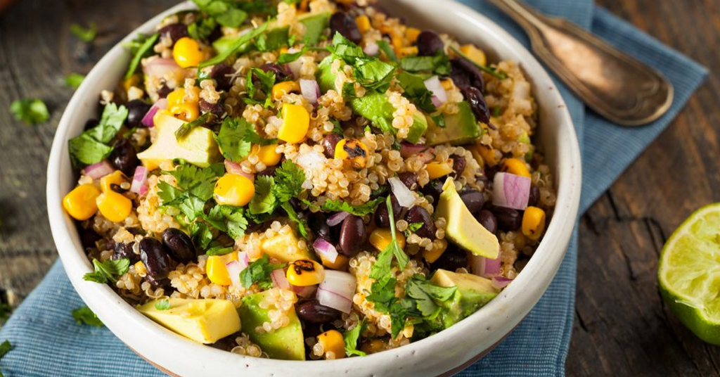 LEAN LIME QUINOA