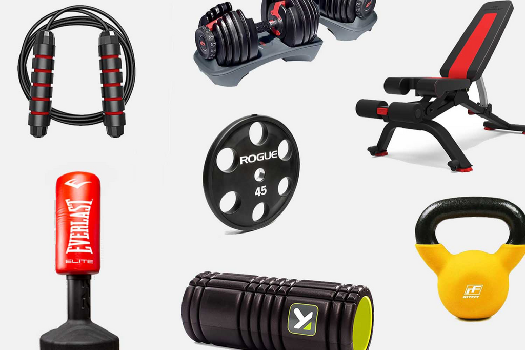 27 HOME FITNESS MUST-HAVES FOR GYM GOERS