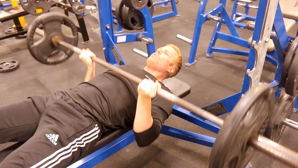 HOW TO REVERSE GRIP BENCH PRESS