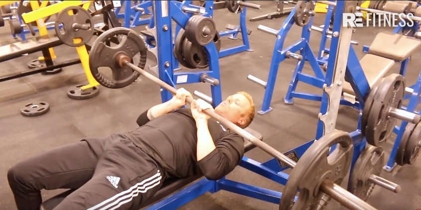 HOW TO DO CLOSE GRIP BENCH PRESS