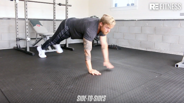 HOW TO DO SIDE-TO-SIDES