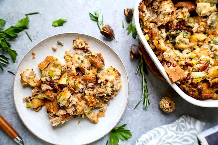 PLANT BASED: SUPER STUFFING