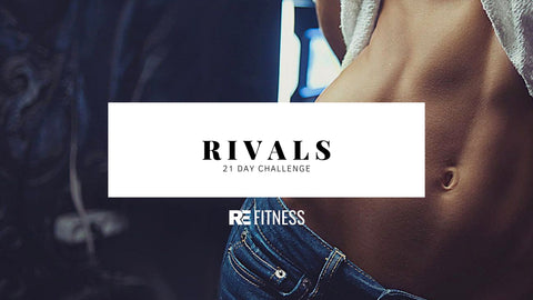 RIVALS | CHALLENGE ENTRY *BLACK FRIDAY PRICING*