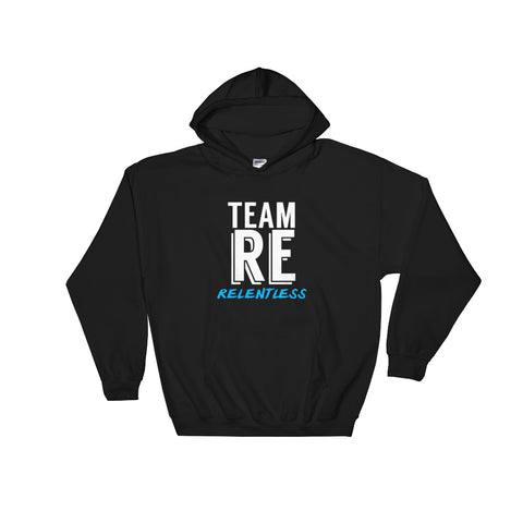 TEAM RE FIT RELENTLESS HOODIE