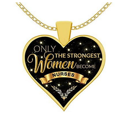 Strong Women Necklaces