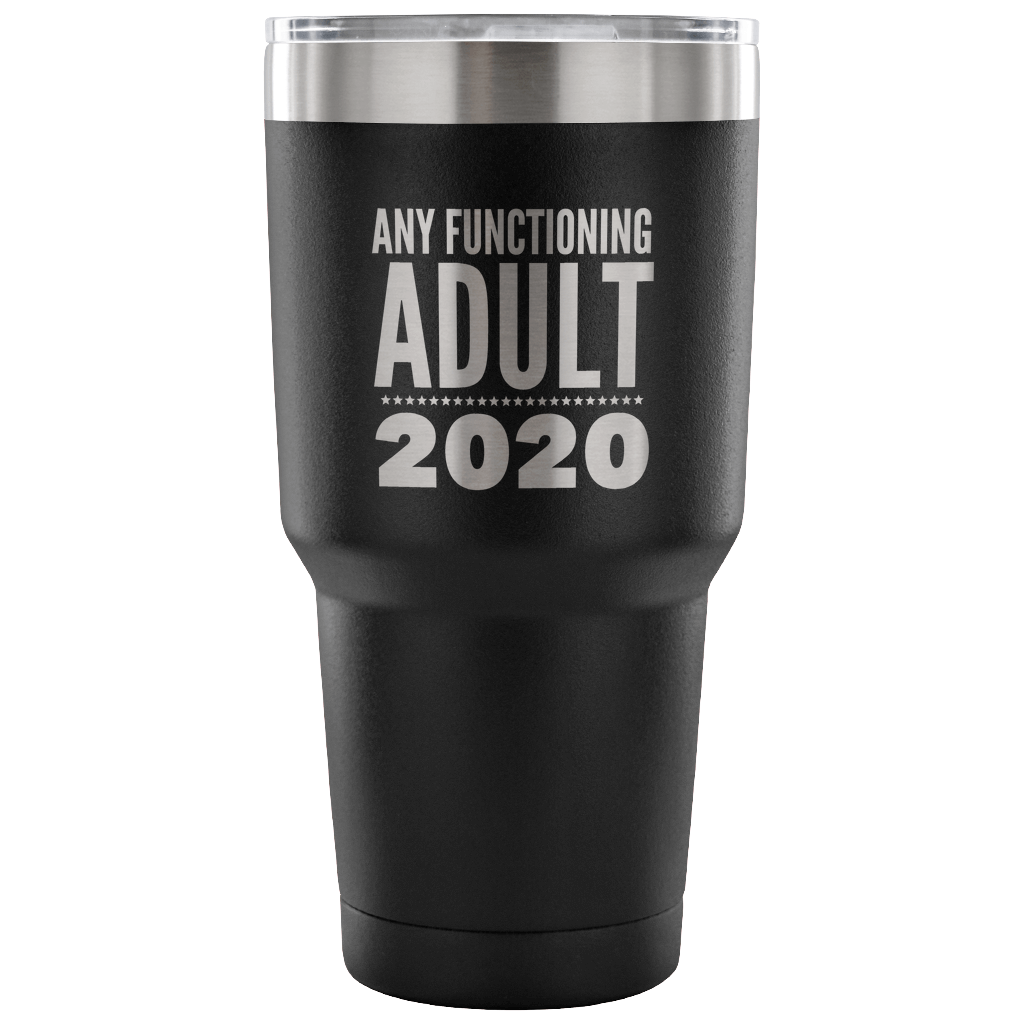 Funny Political Tumbler Politics Gag Gifts Election Travel Cup
