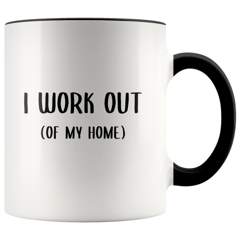 Work From Home Gift I Work Out Of My Home Mug Stay at Home Mom Coffee Cup Gifts Home Office WAM Life WFH