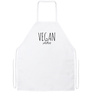 Vegan Kitchen Apron