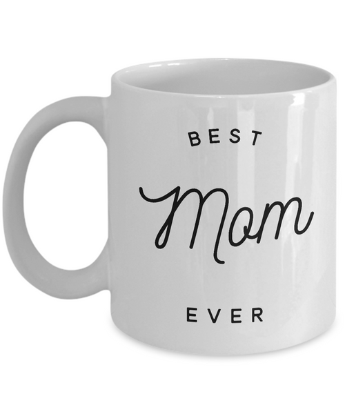 Momming Mug Gifts Best Mom Ever Coffee Mug Cute Ceramic Cup-Coffee Mug-HollyWood & Twine