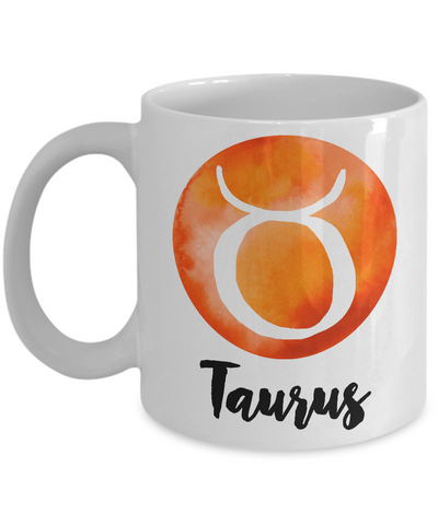 Taurus Mug - Taurus Gifts - Zodiac Mug - Horoscope Coffee Mug - Astrology Gift - Metaphysical, Celestial, Astrology, Horoscopes-Cute But Rude