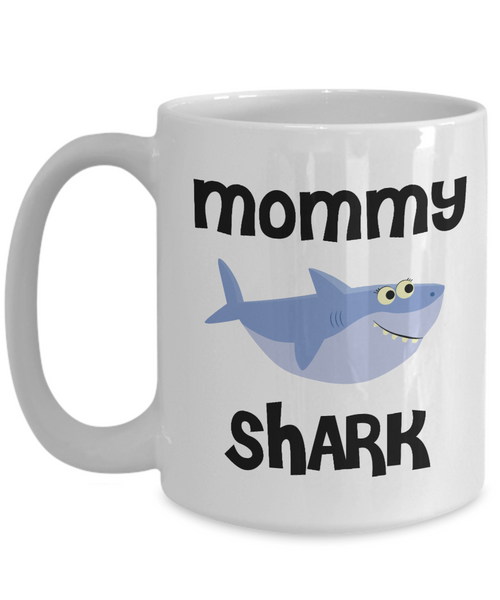 Mommy Shark Mug Do Do Do Coffee Cup Mommy Birthday Gift Idea Gifts for Mommys