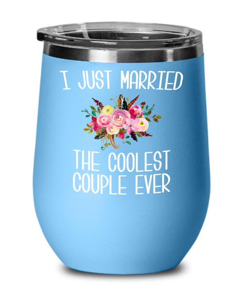 Wedding Officiant Wine Tumbler Thank You Gift Idea Justice of the Peace Mug Marriage Travel Coffee Cup BPA Free