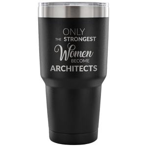 Architect Tumbler Gifts for Women Double Wall Vacuum Insulated Hot Cold Mug Travel Coffee Cup 30oz BPA Free