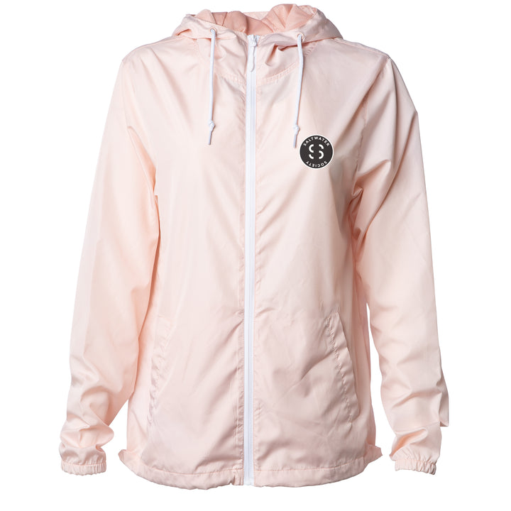 SALTWATER SOCIETY ZIP WINDBREAKER