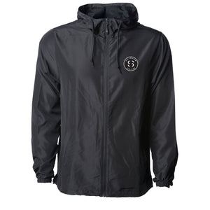 SALTWATER SOCIETY UNISEX WINDBREAKER