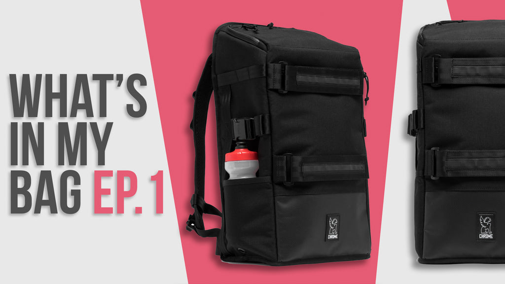 What's In My Bag Ep. 1 - $100 Visa Gift Card Giveaway!