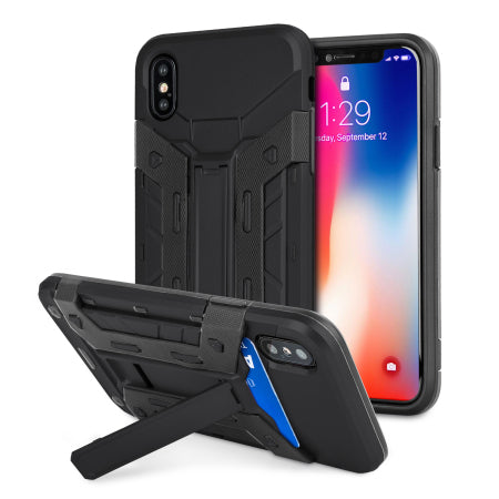 Olixar X-Trex Case for iPhone X