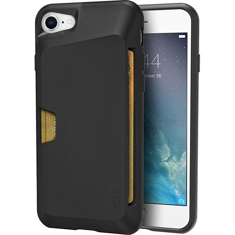 Silk Vault Wallet Case for iPhone 8