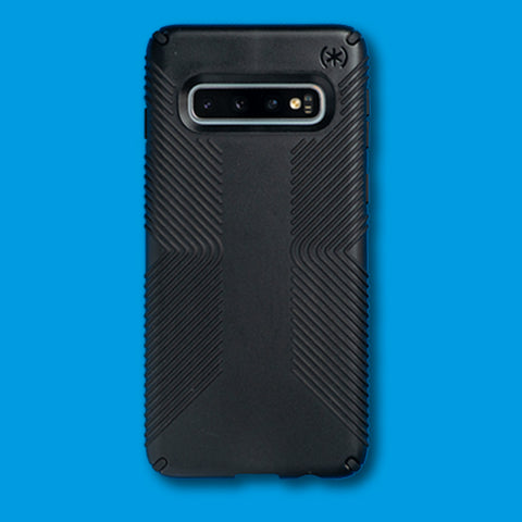 Speck Presidio Grip Case for Samsung S10