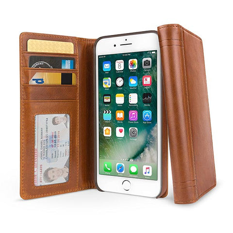 Twelve South Journal Case for iPhone 8