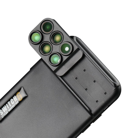 Ztylus Switch 6 Case for iPhone X