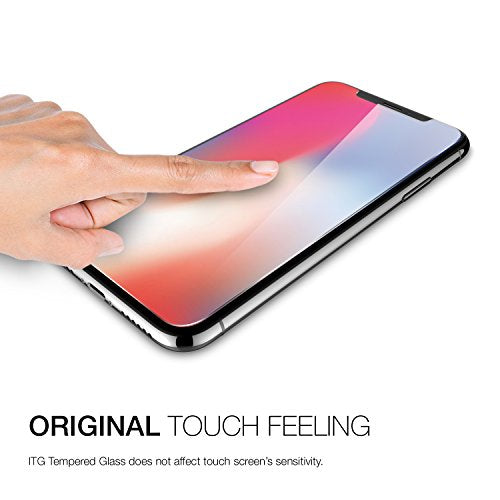 Patchworks ITG Silicate Glass Screen Protector for iPhone X