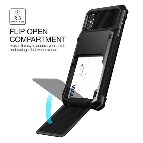 Lumion D.Folder Case for iPhone X