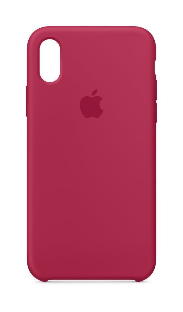 Apple Silicone Case for iPhone X