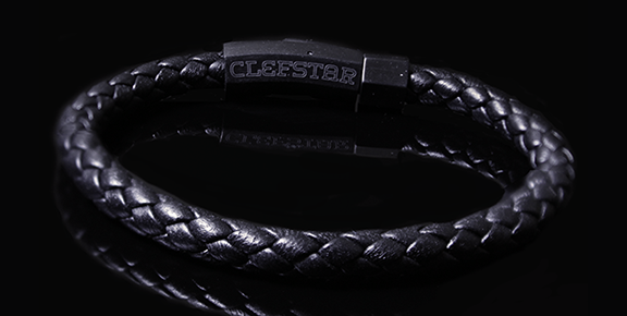 Chorale | Men's Bracelet - The Cadence Company | Sterling Silver, Exotic Leathers & Rare Stones | Rugged Refined | Men's Beaded Bracelets | Men's Leather Bracelets | Handmade Bracelets