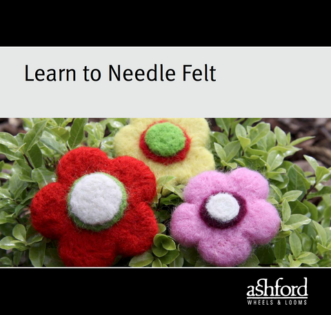 Ashford Learn to Needle Felt
