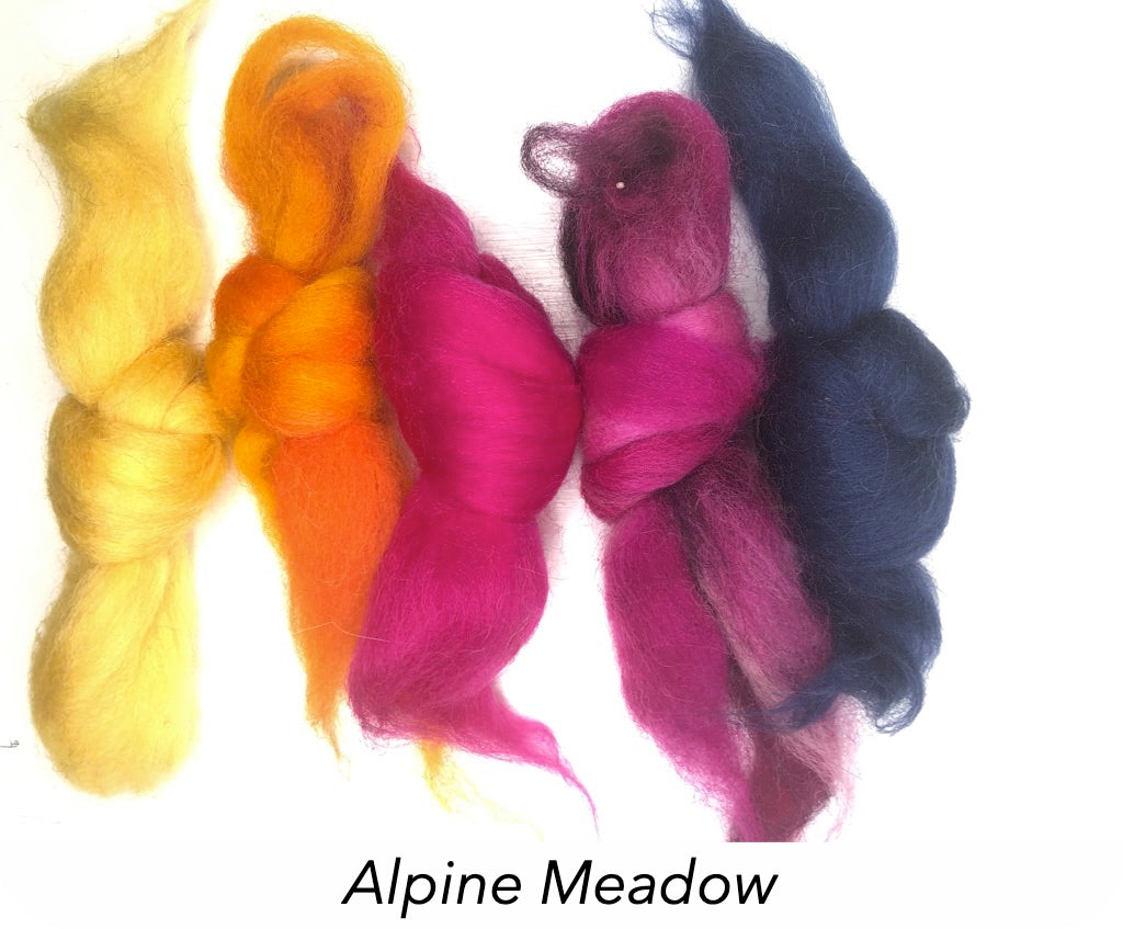 Needlefelt Sets - Fibre Surprise