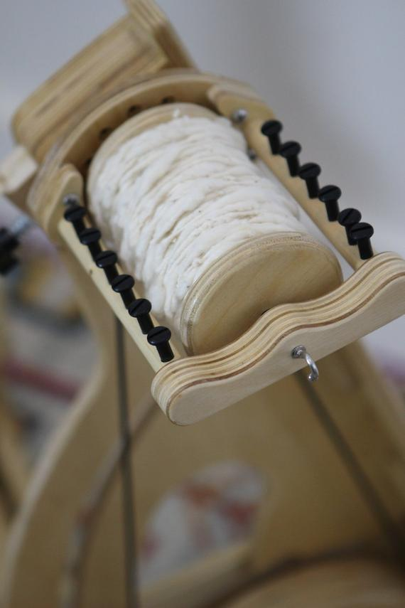 Bobbin ~ SpinOlution ~ Sarah Elizabeth Fibre Works