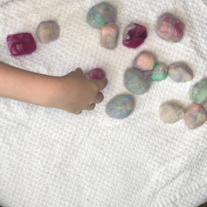 Soap Nuggets - Wet Felting Party sets