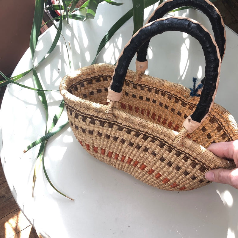 Oval Baskets Small -– Mining School