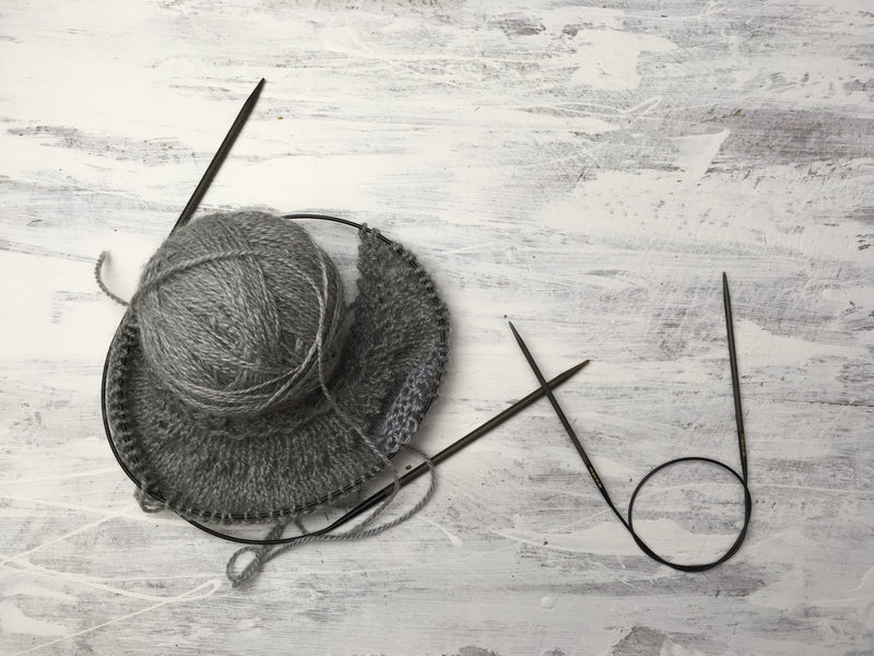 Fixed Circular Needles ~ Lykke ~ Sarah Elizabeth Fibre Works
