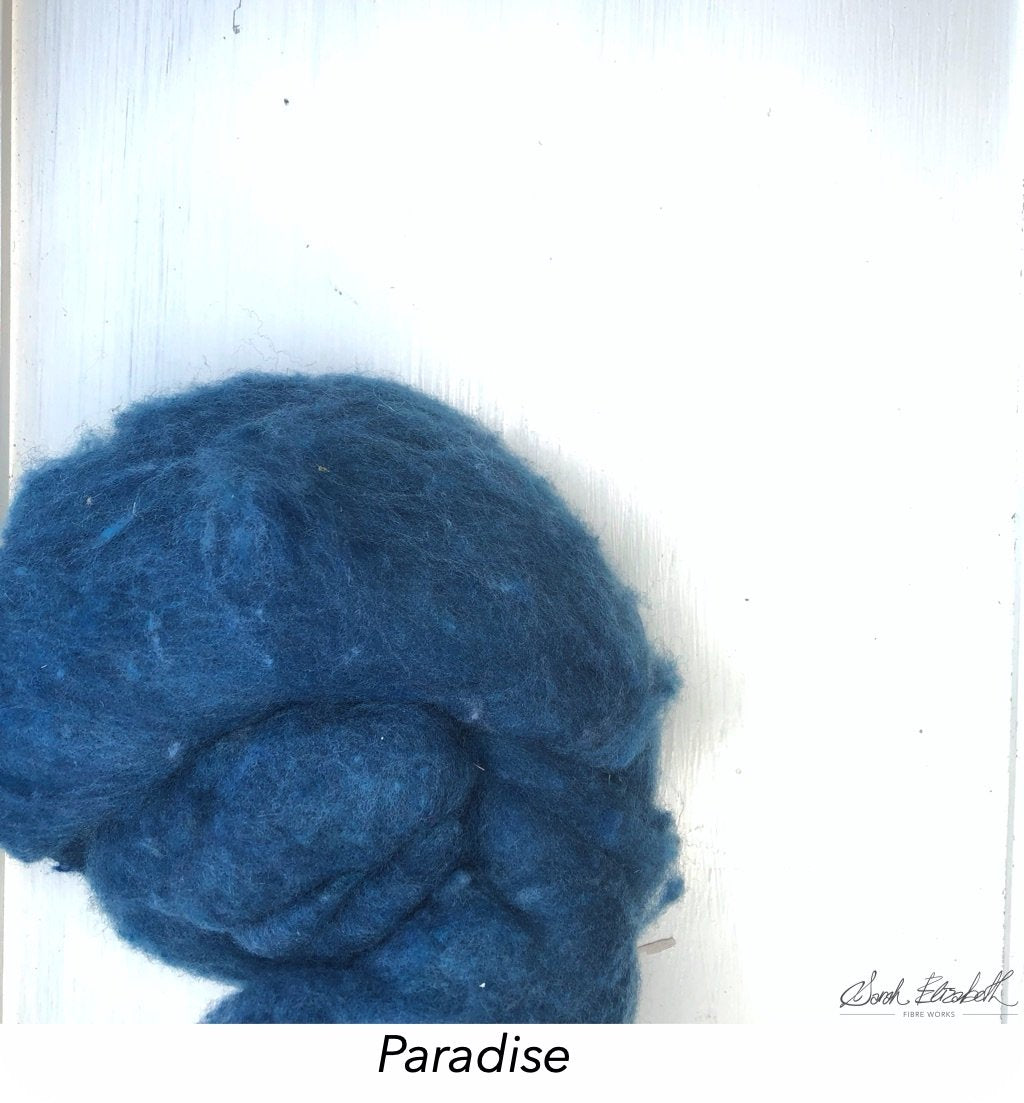 Canadian Merino Batts - Paradise