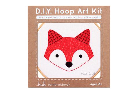 Hoop Art Kits