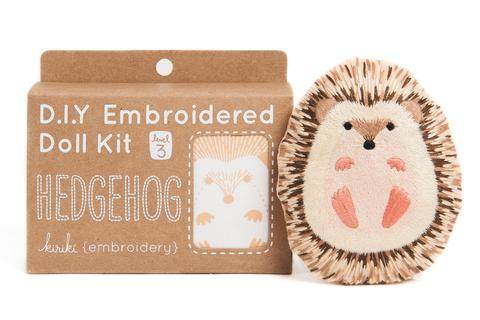 D.I.Y. Embroidery Sets - Animals
